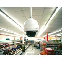 Видеонаблюдение для магазина - очень важная составляющая безопасности