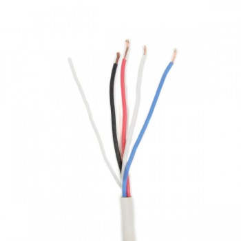 Сигнальный кабель ATIS 4*0.22U (биметалл) бухта 100м