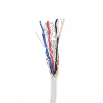 Сигнальный кабель ATIS 4*0.22 S-Cu бухта 100м
