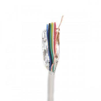Экранированный сигнальный кабель ATIS 6*0.22S (биметалл) бухта 100м