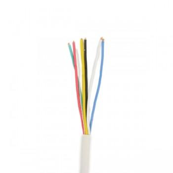 Сигнальный кабель ATIS 6*0.22U (биметалл) бухта 100м