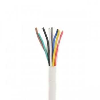 Сигнальный кабель ATIS 8*0.22U (биметалл) бухта 100м
