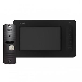 Комплект  AVD-4005 (черный/коричневый)