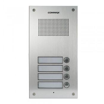 Аудиопанель Commax DR-4UM на 4 абонента