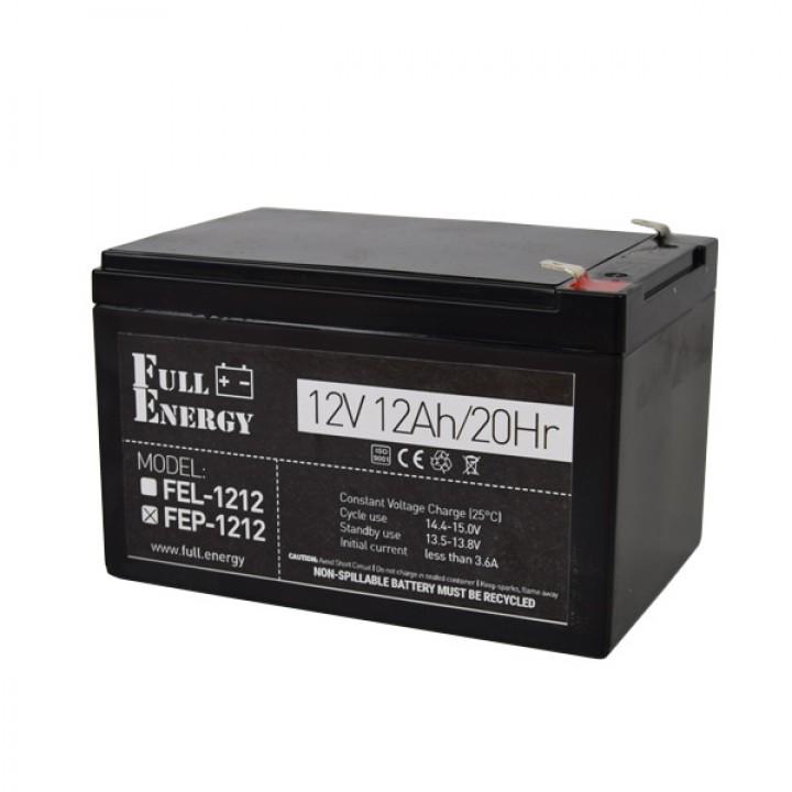 Аккумулятор для ИБП Full Energy FEP-1212