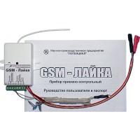 GSM-Лайка ( сигнализация )