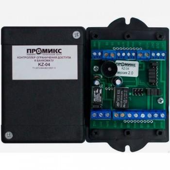 Контроллер ограничения доступа к банкомату Promix-CS.PD.01 (KZ-04)