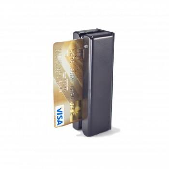 Cчитыватель банковских карт Promix-RR.MC.02 ( KZ-1121-M с магнитной полосой в антивандальном корпусе)