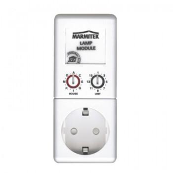 Управляемый выключатель Visonic Ltd LM-12 с регулятором яркости света