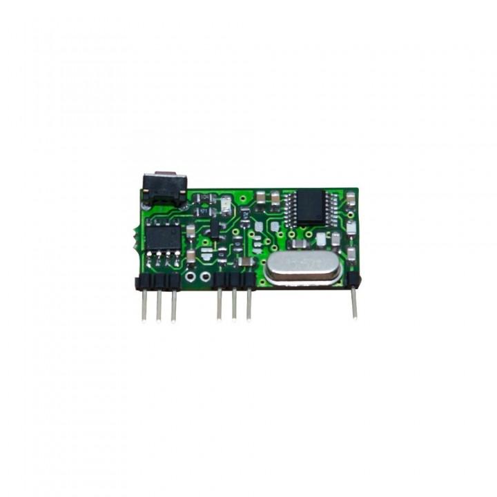 Плата радиоконтроллера Module Radio Commander с брелоком