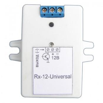 RX-12 (беспроводное радиореле управления нагрузками 12В)
