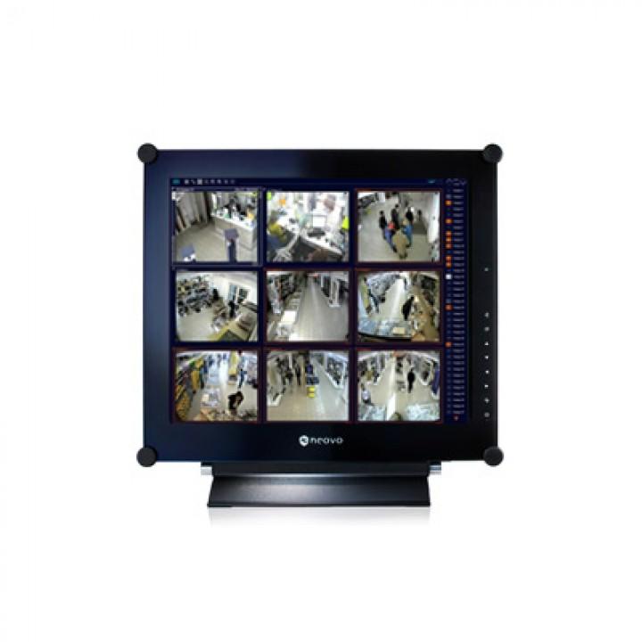 Монитор SX-17P для системы видеонаблюдения