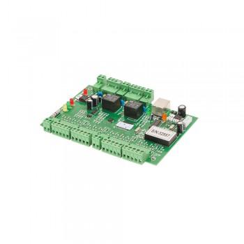 Сетевой контроллер Tecsar Trek T24-e для 2 дверей