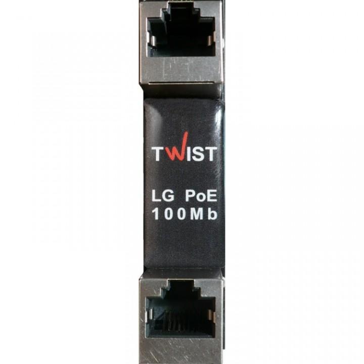 Устройство для грозозащиты Twist-LG-PoE-100MB