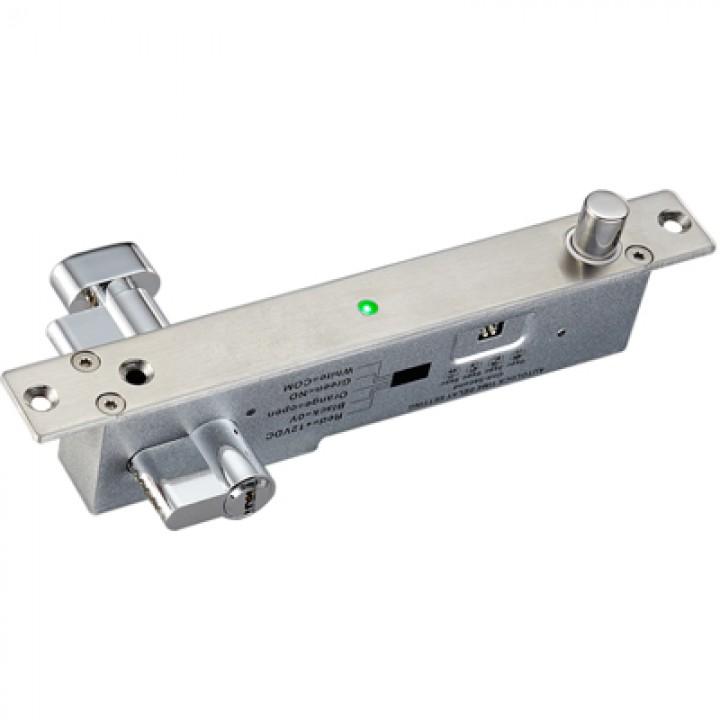 Ригельный замок YB-500C(LED) врезной для системы контроля доступа