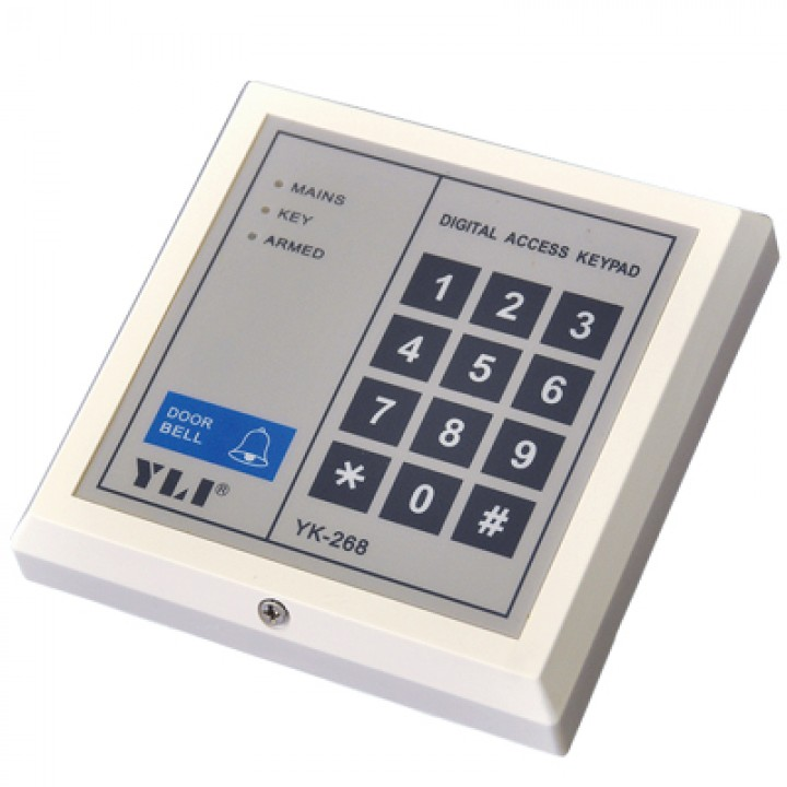 Кодовая клавиатура Yli Electronic YK-268