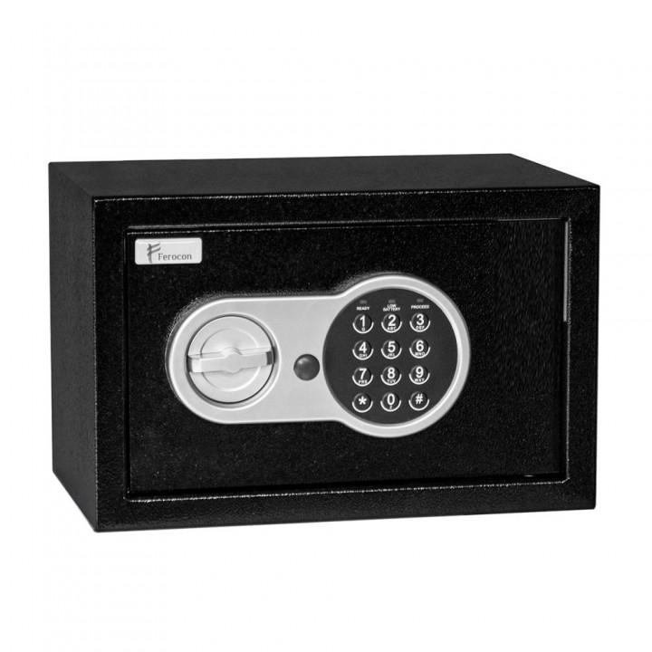Сейф мебельный Ferocon БС-20Е.9005 с электронным замком
