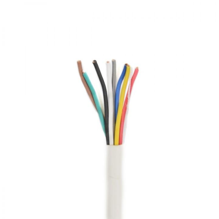 Сигнальный кабель ATIS в метрах 8*0.22U-Cu