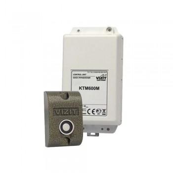 Контроллер в комплекте со считывателем Vizit КТМ-600M