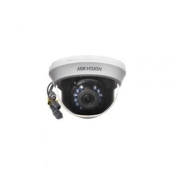 HD-TVI видеокамера 2 Мп Hikvision DS-2CE56D0T-IRMMF (3.6mm) пластик для системы видеонаблюдения