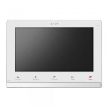"Видеодомофон 10"" Arny AVD-1025 AHD white"