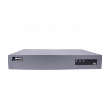 Видеорегистратор Line NVR 32 H.265 для систем видеонаблюдения