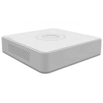 IP видеорегистратор 4-х канальный Hikvision DS-7104NI-Q1/4P с PoE для систем видеонаблюдения