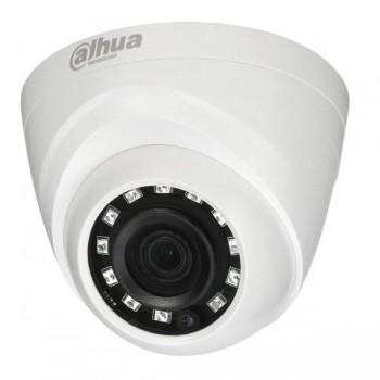 HDCVI видеокамера 2Мп Dahua HAC-HDW1200RP пластик для системы видеонаблюдения