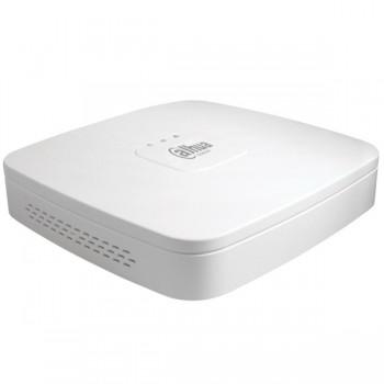 Видеорегистратор 4K, 4 канальный Dahua XVR5104C-4KL-X
