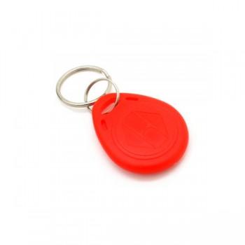 Брелок RFID KEYFOB EM RW Red