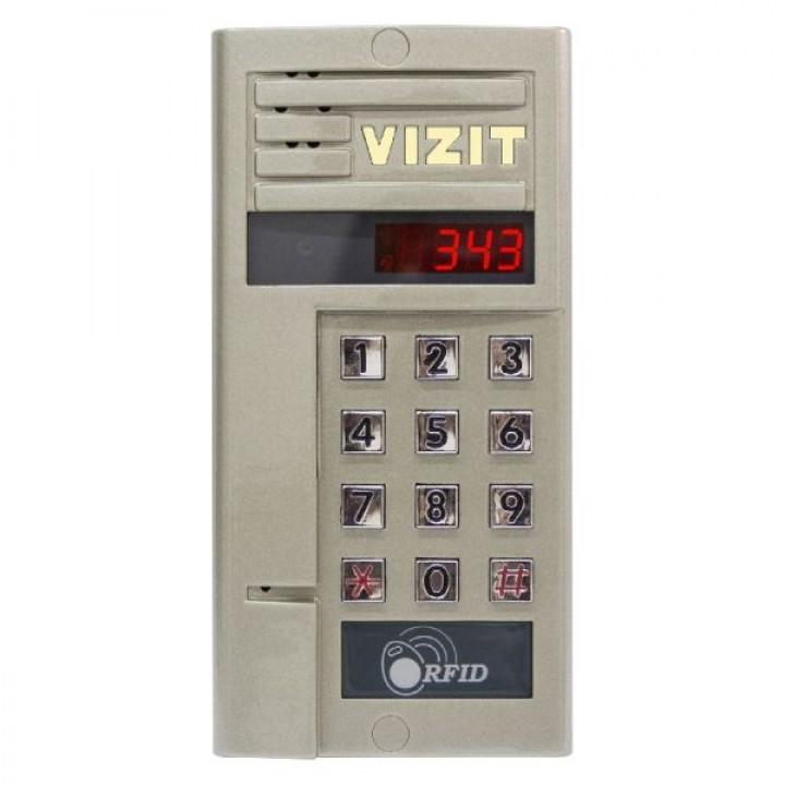 Вызывная панель Vizit БВД-343F