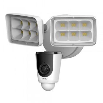 Wi-Fi видеокамера 2 Мп IMOU IPC-L26P с прожектором и сиреной для системы видеонаблюдения