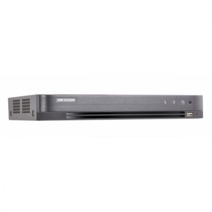 Видеорегистратор 4 канальный Hikvision DS-7204HQHI-K1/4audio для системы видеонаблюдения
