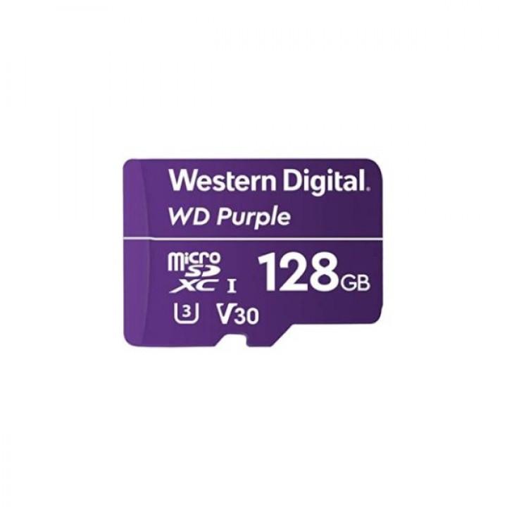 Карта памяти WD MICRO SDXC 128GB UHS-I WDD128G1P0A