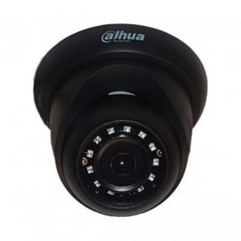 HDCVI видеокамера 2Мп Dahua HAC-HDW1200RP-BE пластик для системы видеонаблюдения
