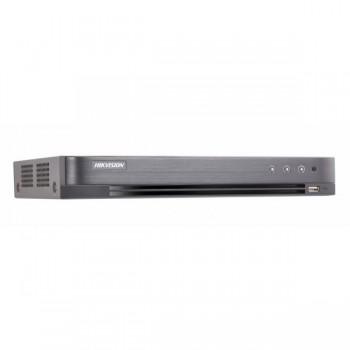 Видеорегистратор Hikvision 8 канальный DS-7208HQHI-K1/4audio для системы видеонаблюдения