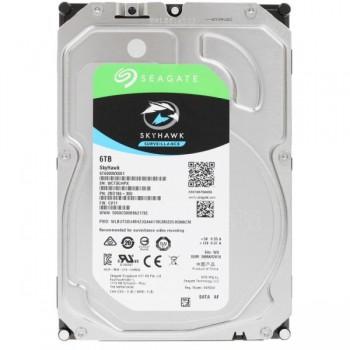Жесткий диск 6TB Seagate Skyhawk ST6000VX001 для видеонаблюдения