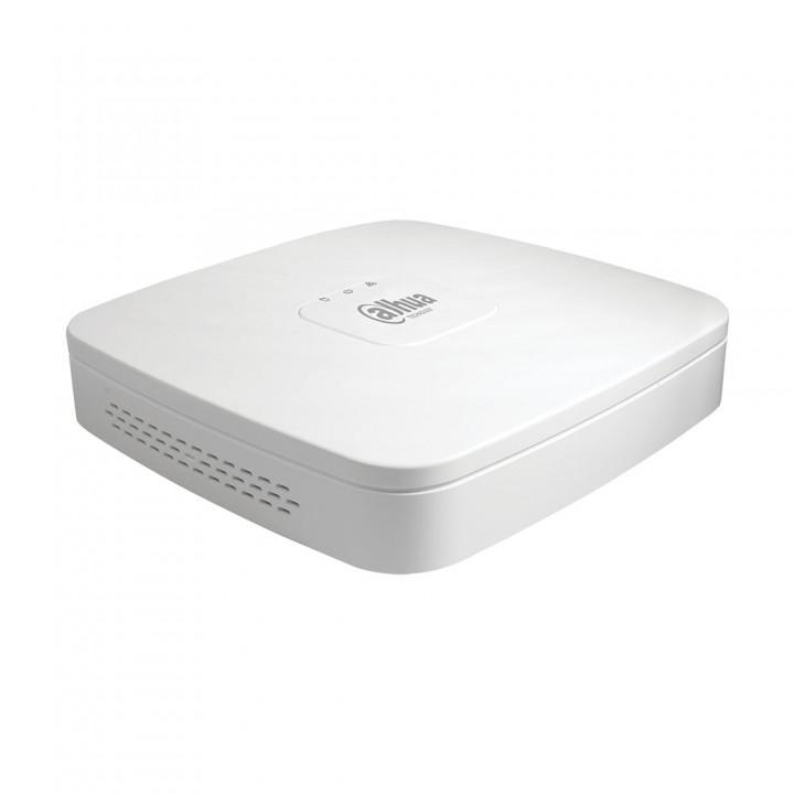 Видеорегистратор 8 канальный Dahua XVR4108C-X1 для систем видеонаблюдения