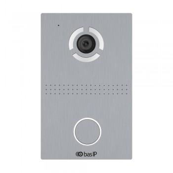 Вызывная панель BAS-IP AV-03D silver  для IP-домофонов
