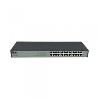 Коммутатор на 24 порта NETIS 10/100/1000M/ST3124G неуправляемый