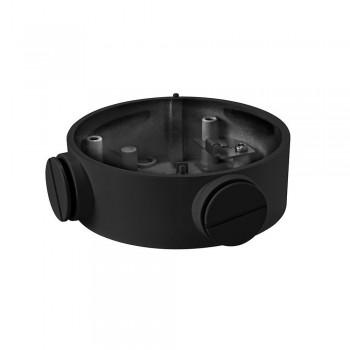 Монтажная коробка Hikvision DS-1260ZJ black для цилиндрической камеры