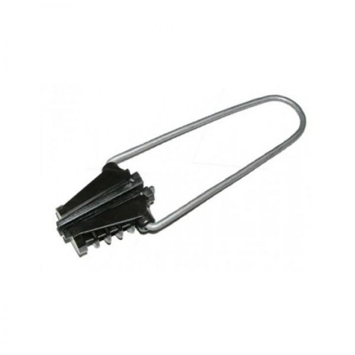 Натяжной зажим Н3 для оптических кабелей и витой пары круглого сечения до 7 мм