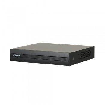 IP видеорегистратор 4 канальный Dahua NVR1B04HC-4P/E с PoE  для систем видеонаблюдения
