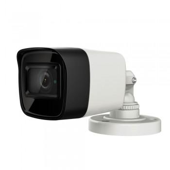HD-TVI видеокамера 2 Мп Hikvision DS-2CE16D0T-ITFS (2.8mm) со встроенным микрофоном металл