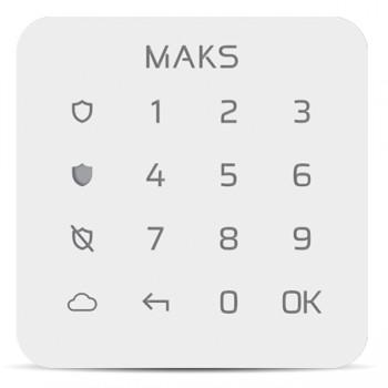 Беcпроводная клавиатура MAKS Keypad mini