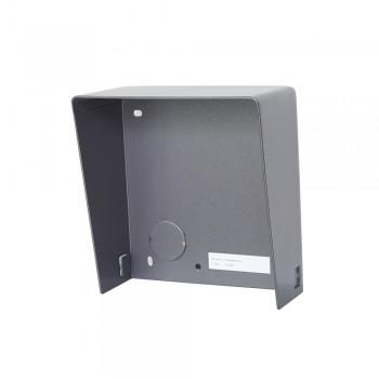 Монтажная коробка с козырьком Hikvision DS-KABD8003-RS1 для 1 модуля