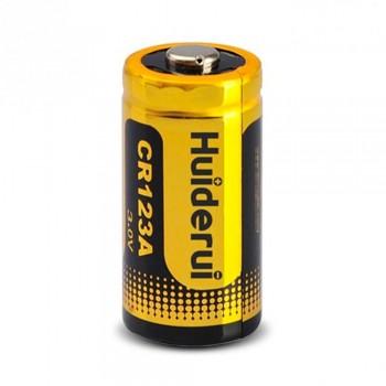 Батарейка для беспроводной сигнализации Ajax CR-123a Huiderui battery