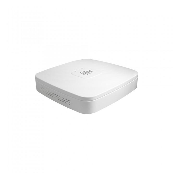 IP видеорегистратор 4 канальный Dahua NVR4104-4KS2/L для систем видеонаблюдения