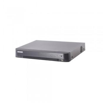16-канальный Turbo HD видеорегистратор Hikvision DS-7216HQHI-K1(S) c поддержкой аудио по коаксиалу