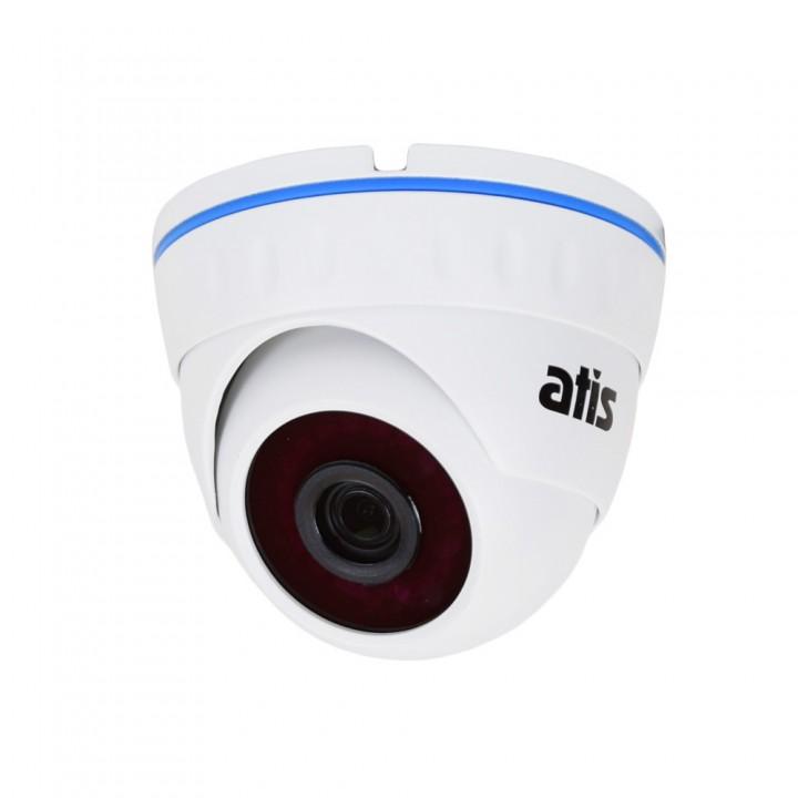 IP-видеокамера 2 Мп ATIS ANVD-2MIRP-20W/2.8A Eco для системы IP-видеонаблюдения